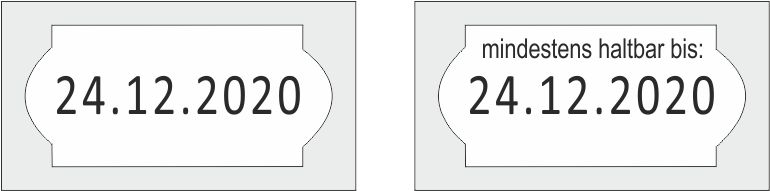 Etiketten Blitz C10
