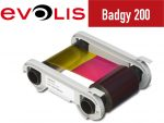 Farbband Evolis Badgy200