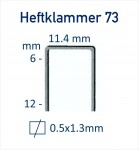Heftklammer-73-Abmessung