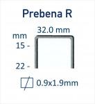 Heftklammer-Abmessung-Prebena-R