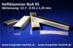 Heftklammer BeA 95