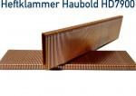 Heftklammer Haubold HD7900