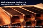 Heftklammer Prebena R