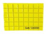 Siegelwachs-Flasche-gelb