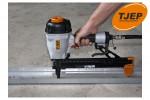 Betonnagler Tjep CP-40 Anwendung