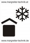 """Versandzeichen """"Vor Kälte schützen"""""""